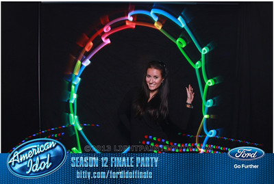 LightPaintBooth com American Idol 2013 - 20