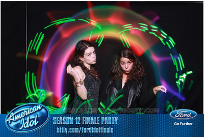 LightPaintBooth com American Idol 2013 - 32