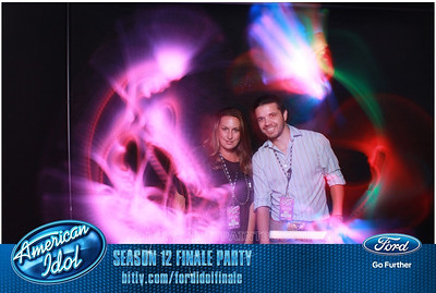 LightPaintBooth com American Idol 2013 - 50