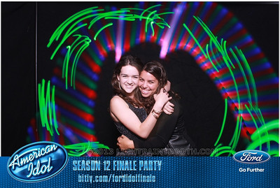 LightPaintBooth com American Idol 2013 - 34