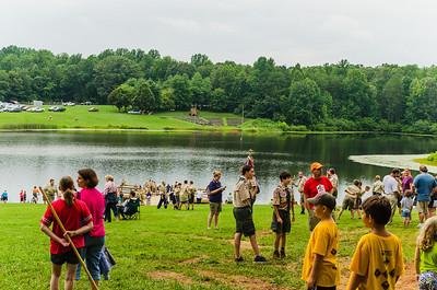 Heart of Virginia Council's 100th Anniversary Celebration