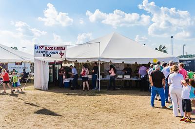State Fair - Virginia Tech BBQ