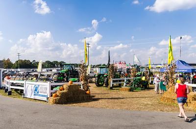 State Fair - Farming Equipment Display