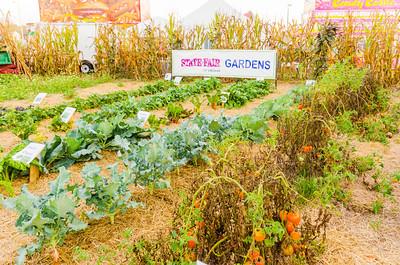 State Fair - Garden Display