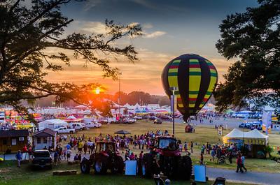 State Fair - Sunset