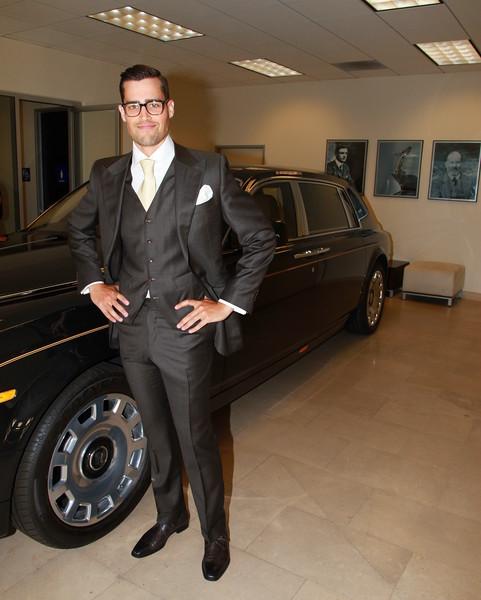 Beckstrand-Rolls Royce Event 043
