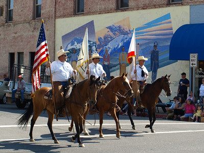 2013 Lassen County Fair Parade