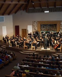 2013 Reno Philharmonic Youth Symphony Performance