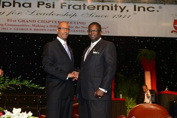 2013 Conclave: Corporate Sponsors Recognition