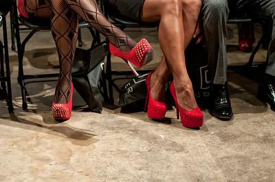 5th Annual Red Pump Red Tie Affair  Hart Witzen Gallery 12-7-13 045