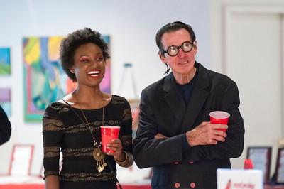 5th Annual Red Pump Red Tie Affair  Hart Witzen Gallery 12-7-13 055