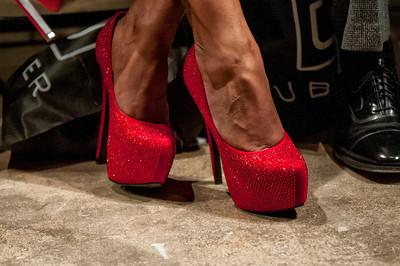 5th Annual Red Pump Red Tie Affair  Hart Witzen Gallery 12-7-13 046
