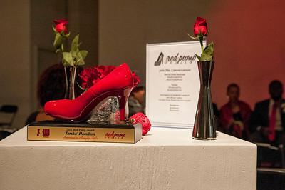 5th Annual Red Pump Red Tie Affair  Hart Witzen Gallery 12-7-13 037