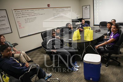 UNCP holds a Athletic Training Symposium on Friday, March 22nd, 2013. Athletic_Training_Symposium_0030.jpg