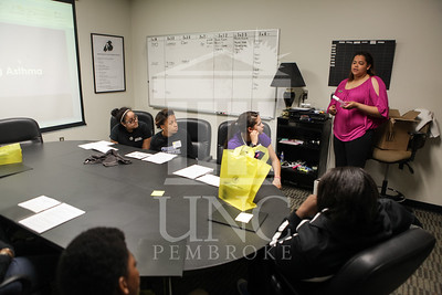 UNCP holds a Athletic Training Symposium on Friday, March 22nd, 2013. Athletic_Training_Symposium_0039.jpg