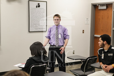 UNCP holds a Athletic Training Symposium on Friday, March 22nd, 2013. Athletic_Training_Symposium_0009.jpg