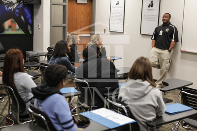 UNCP holds a Athletic Training Symposium on Friday, March 22nd, 2013. Athletic_Training_Symposium_0014.jpg