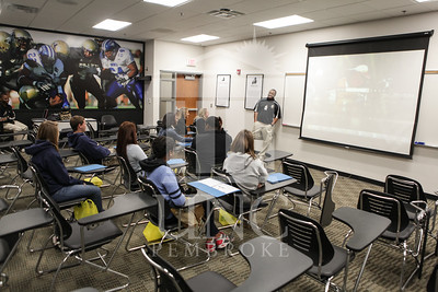 UNCP holds a Athletic Training Symposium on Friday, March 22nd, 2013. Athletic_Training_Symposium_0016.jpg