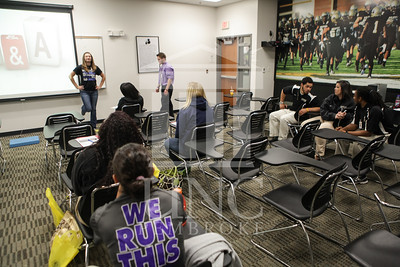 UNCP holds a Athletic Training Symposium on Friday, March 22nd, 2013. Athletic_Training_Symposium_0012.jpg