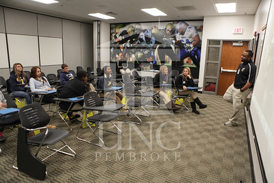 UNCP holds a Athletic Training Symposium on Friday, March 22nd, 2013. Athletic_Training_Symposium_0027.jpg