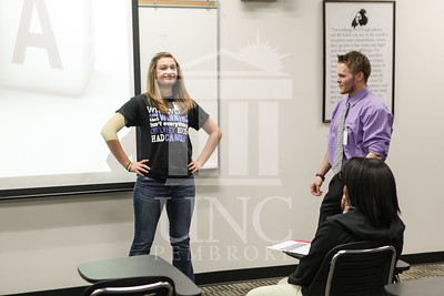 UNCP holds a Athletic Training Symposium on Friday, March 22nd, 2013. Athletic_Training_Symposium_0010.jpg