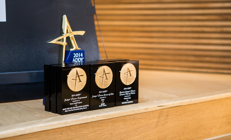 The American Advertising Awards 2014.