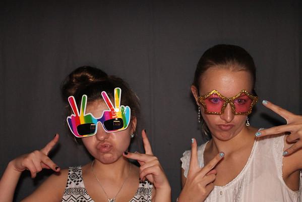 Alex Grad Party!