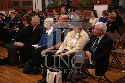 UNCP honors the memory of Allyson Burrill in a pre-Commencement ceremony on Saturday, December 7th, 2013. allyson_burrill_honor_0002.JPG