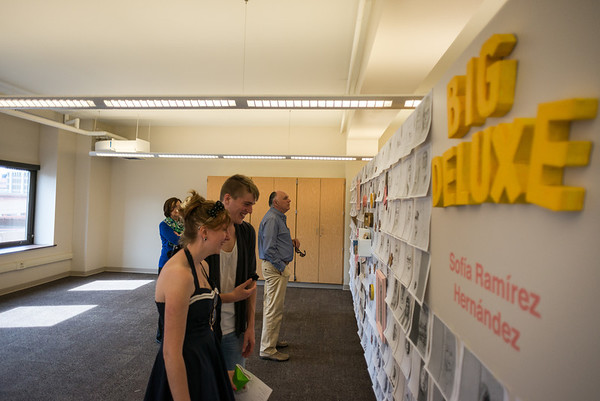 2014 Annual Student Exhibition.