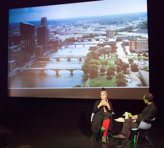 ArtPrize 2013 Speaker Series: The Re-Imagined City