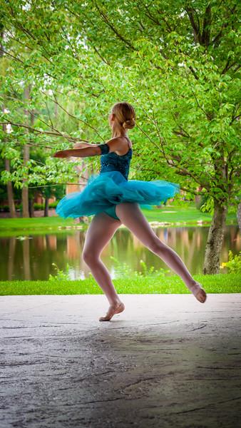 Ballet Le Rêve at Gervasi Vineyard