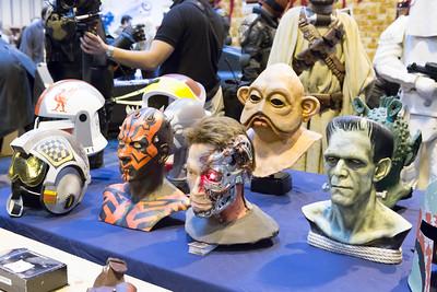 Birmingham Comic Con 2013