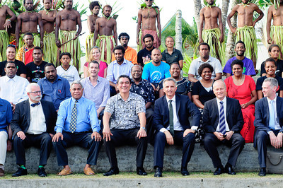 CD Pacific - Capacity Development Programme in Multilateral Diplomacy for Pacific Island States