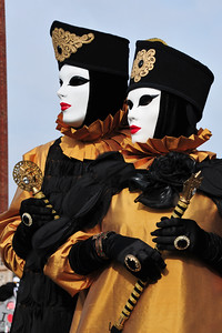 Visiting Venice during Carnival