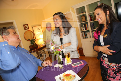 UNCP holds a Welcome Back Party at the Chancellor's Residence on Tuesday, August 13th, 2013. welcome_reception_0840.JPG