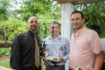 UNCP holds a Welcome Back Party at the Chancellor's Residence on Tuesday, August 13th, 2013. welcome_reception_1846.JPG