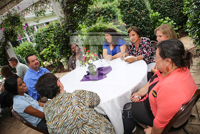 UNCP holds a Welcome Back Party at the Chancellor's Residence on Tuesday, August 13th, 2013. welcome_reception_0817.JPG