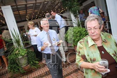 UNCP holds a Welcome Back Party at the Chancellor's Residence on Tuesday, August 13th, 2013. welcome_reception_0808.JPG