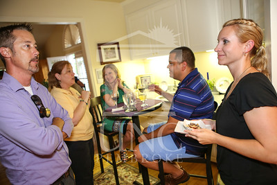 UNCP holds a Welcome Back Party at the Chancellor's Residence on Tuesday, August 13th, 2013. welcome_reception_0843.JPG