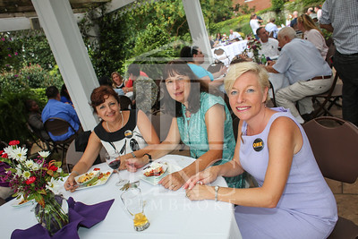 UNCP holds a Welcome Back Party at the Chancellor's Residence on Tuesday, August 13th, 2013. welcome_reception_1854.JPG