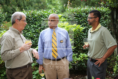 UNCP holds a Welcome Back Party at the Chancellor's Residence on Tuesday, August 13th, 2013. welcome_reception_0829.JPG