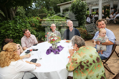 UNCP holds a Welcome Back Party at the Chancellor's Residence on Tuesday, August 13th, 2013. welcome_reception_0821.JPG