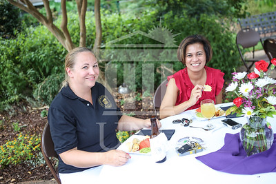 UNCP holds a Welcome Back Party at the Chancellor's Residence on Tuesday, August 13th, 2013. welcome_reception_0819.JPG