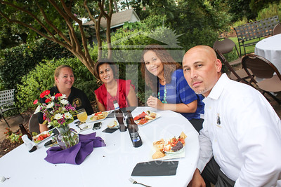 UNCP holds a Welcome Back Party at the Chancellor's Residence on Tuesday, August 13th, 2013. welcome_reception_1856.JPG