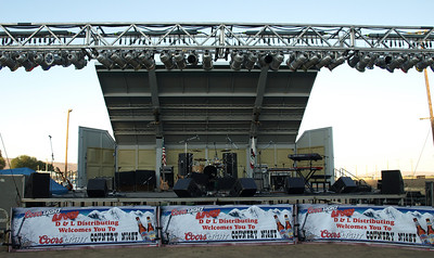 Coors Light Country Night with the Chris Gardner Band