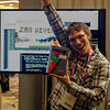 Ian Weyenberg won our Nexus7 give-away. He seemed happy.