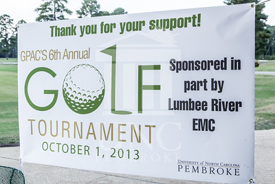 The Givens Performing Arts Center hosts a golf tournament  on Tuesday, October 1st 2013. GPAC_golf_0001.JPG