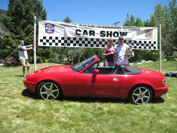 Glenwood Springs MG Rallye June 7-9