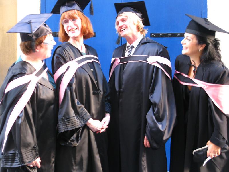 MA Graduation 2013