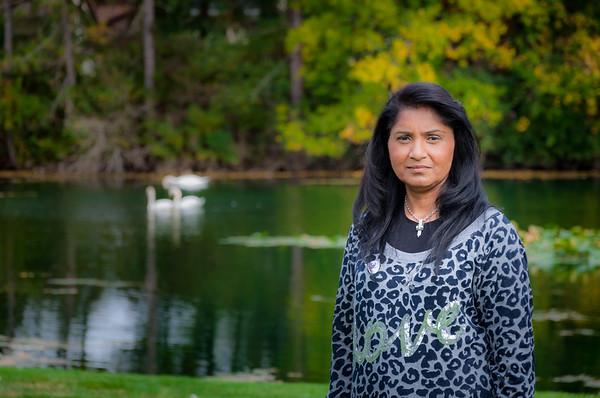 Geeta at Gervasi Vineyard